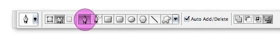 options3 - Краткое описания инструмента Перо