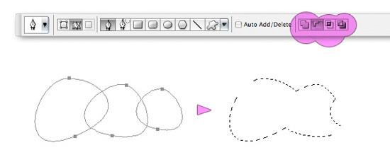 optionsA - Краткое описания инструмента Перо