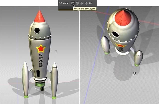 В Photoshop добавили поддержку 3D-печати и Perspective Warp